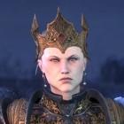 摂政女帝クリビア・サルン
